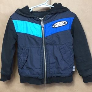 Other - Volcom reversible jacket